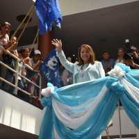 Blanca Cantero asumió la Intendencia de Presidente Perón