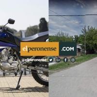 PP | Dos menores robaron una moto y la fiscalía los liberó a las pocas horas